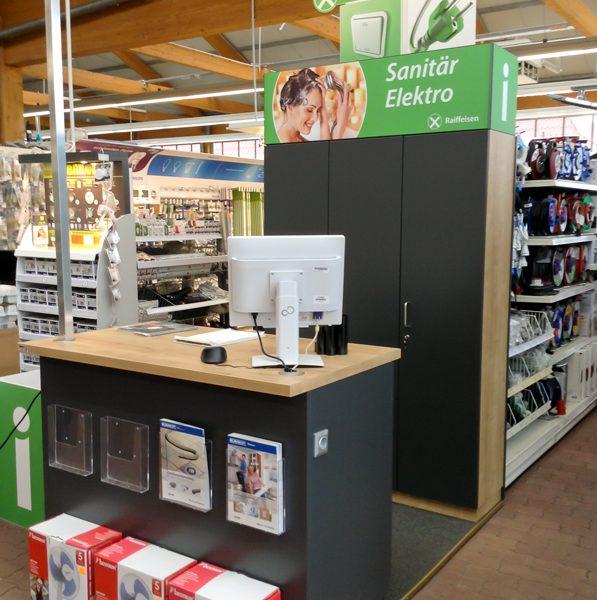 Bau- und Gartenmarkt Bayern - Sanitär/ Elektro