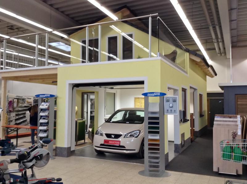 Ausstellungen Indoor - Garage
