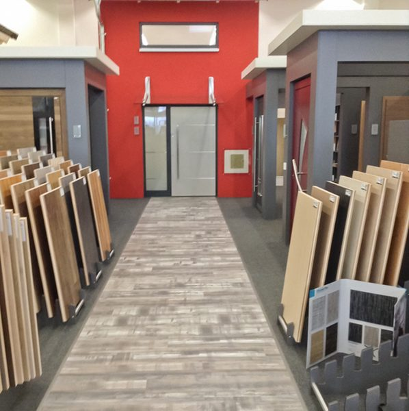 Ausstellungen Indoor - Fußböden