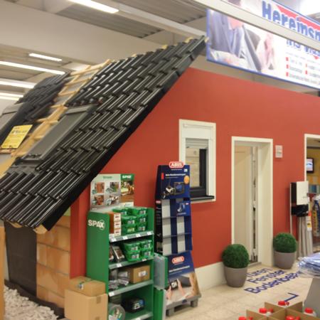 Ausstellungsideen - Baustoffe