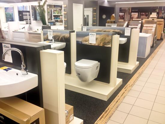 Ausstellungsideen - Sanitaer