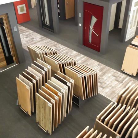 Ausstellungsideen - Dekoratives Holz