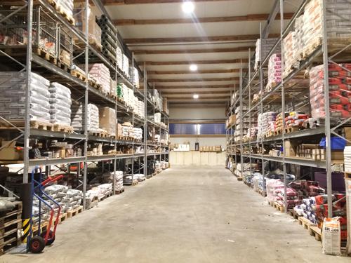 Lager- /Logistikberatung - Prozessanalyse