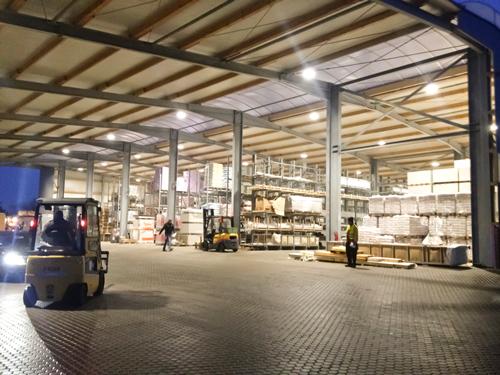 Lager- /Logistikberatung - Realisierung