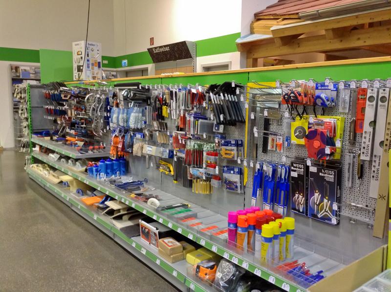 Baufachmarkt Bayern - Handwerkliches