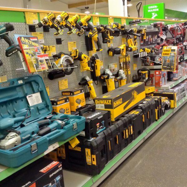 Baufachmarkt Bayern - Geräte, Baufachhandel