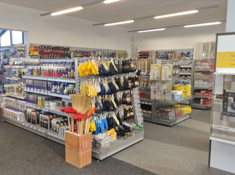 Baufachmarkt Bayern - Handschuhe, Baufachhandel
