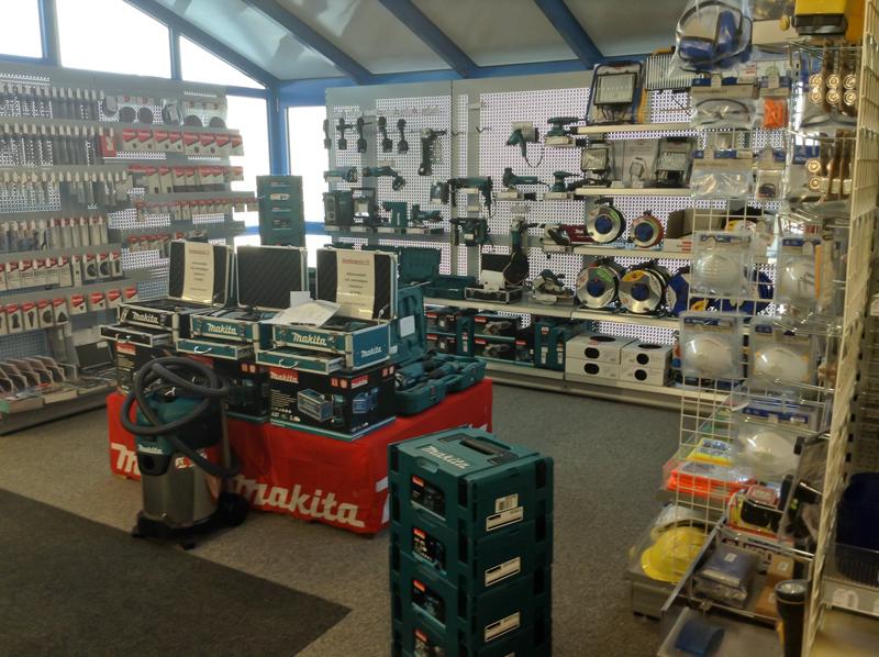 Baufachmarkt Bayern - Geräte und Werkzeugkästen