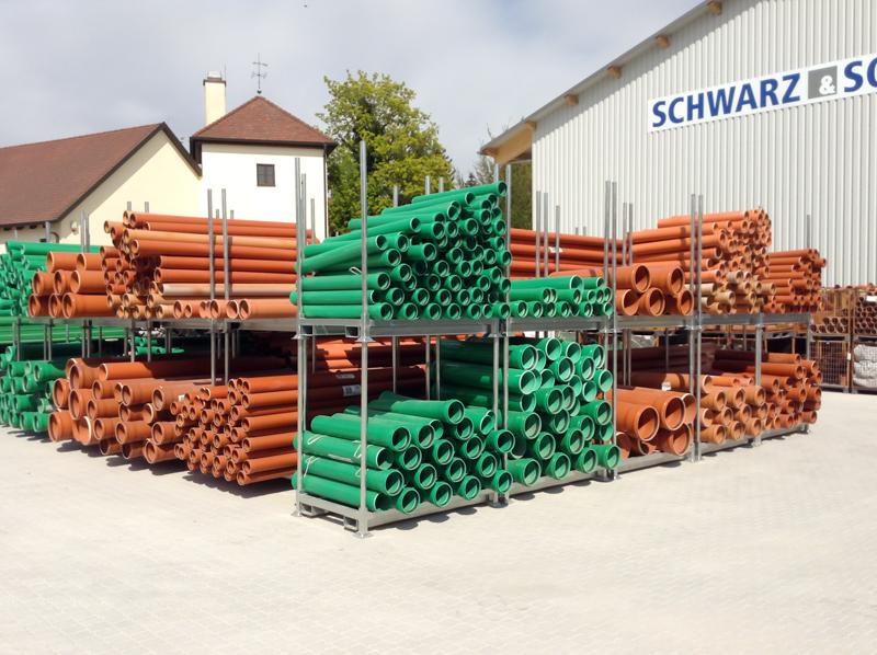 Rohre, Lager und Logistik - Bayern
