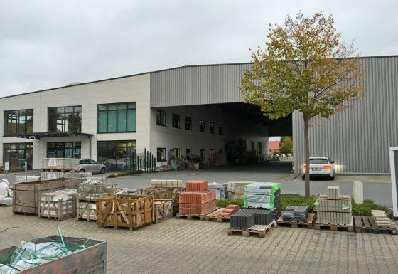 Neubau Bauzentrum